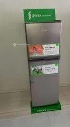 Réfrigérateur Syinix 2 portes 138L