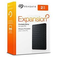 Disque dur externe Seagate - 2To
