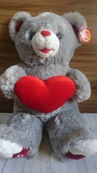 Peluche Teddy Is Lover