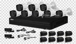Pack 8 caméra de surveillance