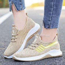 Baskets femme à lacets