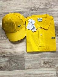 Ensemble t-shirt Lacoste + casquette