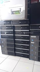 Unités centrales Dell et HP i3