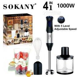 Batteur à main Sokany