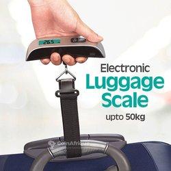Pèse bagage