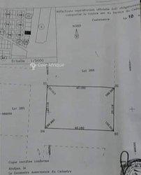 Terrains 1200 m2  - Assinie