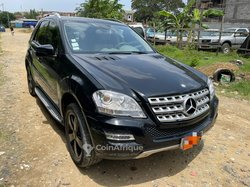 Mercedes Benz ML350 4matic 2011