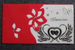 Impression de carte de mariage