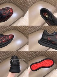Baskets Louboutin homme