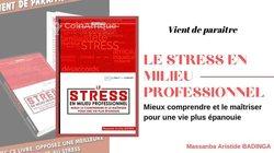 Livre - Le Stress En Milieu Professionnel