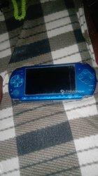 PSP 3000 craquée