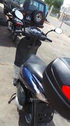 Moto Honda Dylan 2010