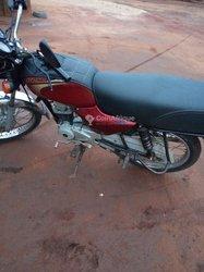 Moto Bajaj Kabo