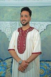 Boubou marocain