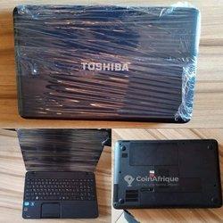 PC Toshiba C850. dual  core