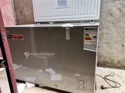 Congélateur Hisense 410L