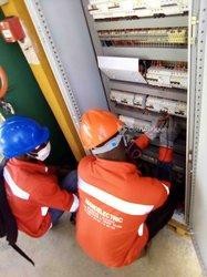 Cablage d'armoire électrique