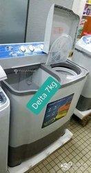 Machine à laver Delta 7kg semi-automatique