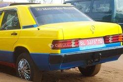 Taxi Mercedes-Benz 190 1992