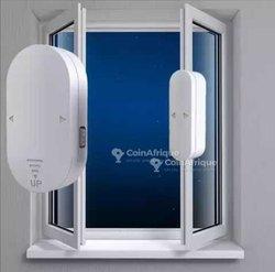 Alarme sonore pour sécurité portes - fenêtres - portails domicile