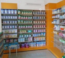 Étagère pharmacie