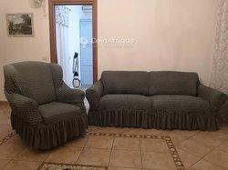 Couverture sofa - 7 places