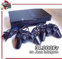 Playstation 2 craquée
