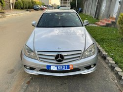 Mercedes Benz C300 300 4Matic 2009