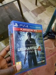 CD PS4 Unchained 4