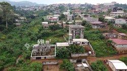 Vente Villa duplex en construction - Messassi Yaoundé