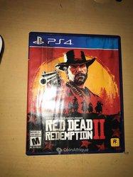 Jeux vidéos PlayStation 4 - Red Dead Redemption 2