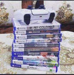 CD jeux  PS5