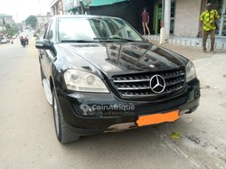 Mercedes Benz ML 350 4Matic 2008
