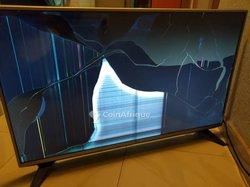 Smart TV LG  55 pouces