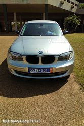 BMW Série 1 2010