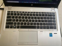 PC HP Folio core i7