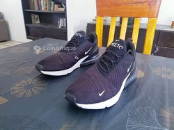 Baskets Nike 270 dual black