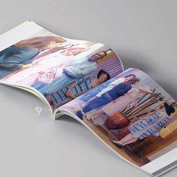 Rédaction graphique de catalogue & magazine