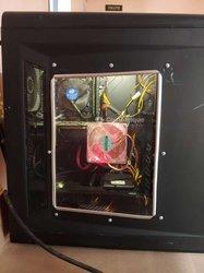 PC MSI MS-7996 - intel core i7