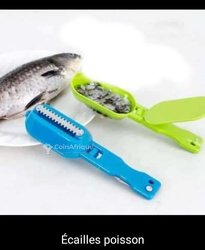 Écailleuse poisson