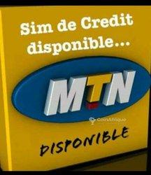 Sim crédit MTN