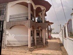 Vente villa duplex 9 pièces meublées - Odza