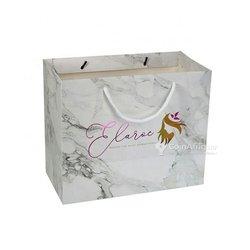 Personnalisation sac d'emballage