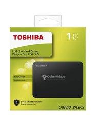 Disque dur externe Toshiba 1 To