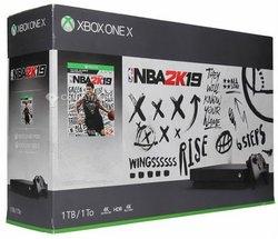 Console Xbox One X Classique