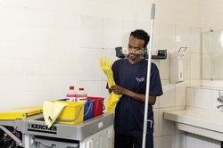 Service d'entretien et nettoyage