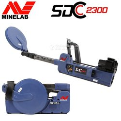 Détecteur de métal SDC  2300