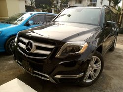 Mercedes-Benz GLK 350 4-matic  2015
