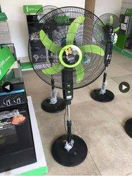 Ventilateur rechargeable