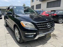 Mercedes Benz ML350 2014